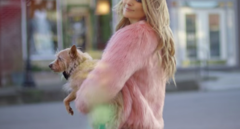 Miranda Lambert GLAMS UP IN UNREAL FUR FOR 'WE SHOULD BE FRIENDS' MUSIC VIDEO