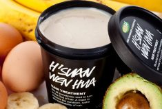 Say, Yes To Lush H'Suan Wen Hua Hair Moisturizing Treatment