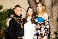 MOSCHINO, Coachella, Gigi Hadid & Jeremy Scott News