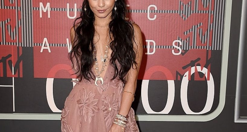 Vanessa Hudgens Red Carpet Moment