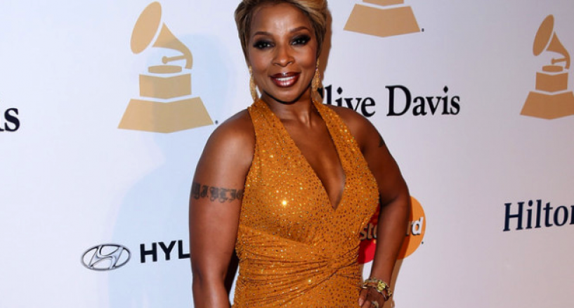 Mary J Blige, Her Jewels, Fab Five Jorge Adeler Moment