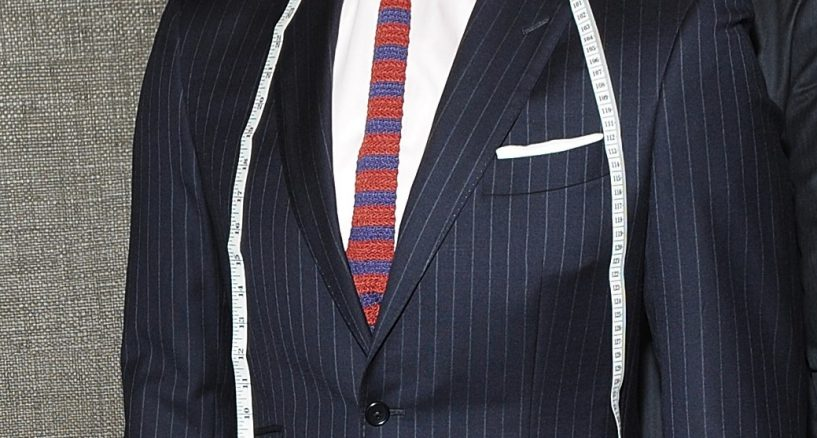 Martin de Tours Clothier proudly introduces their made-to-measure new menswear collection of suits