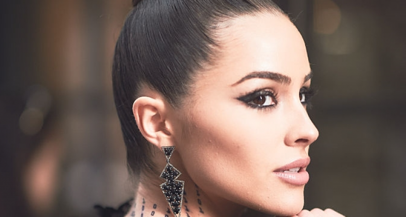 Olivia Culpo Jewel Heaven Style At Met Gala With Bavna Earrings