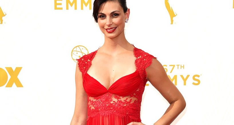 Emmy Awards, Morena Baccarin's Star Style Jewels