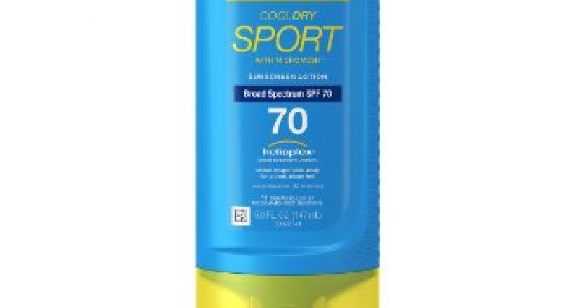 Neutrogena Cool Dry sport Sunscreen Lotion News