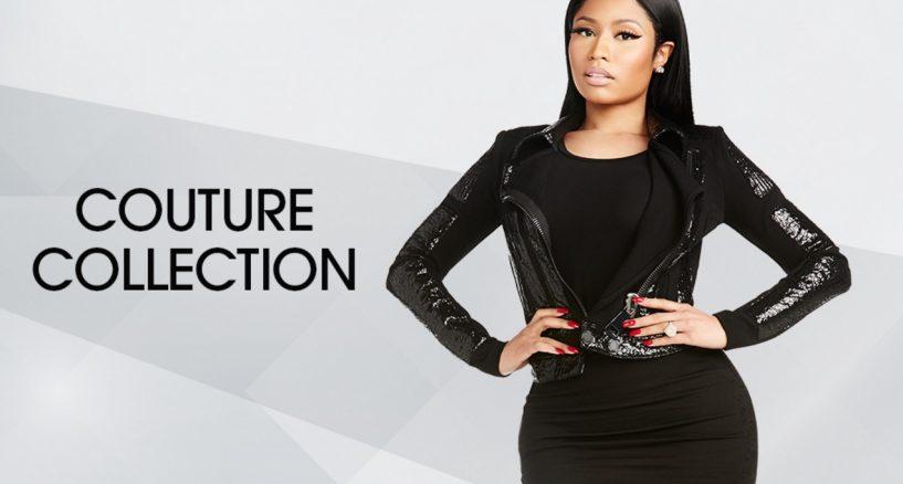 Nicki Minaj Exclusive Holiday Capsule Collection