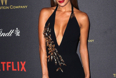 Nicole Scherzinger Sparkled at The Golden Globe After Parties