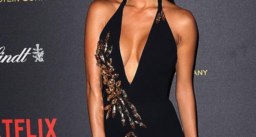 Nicole Scherzinger Sparkled at The Golden Globe After Parties