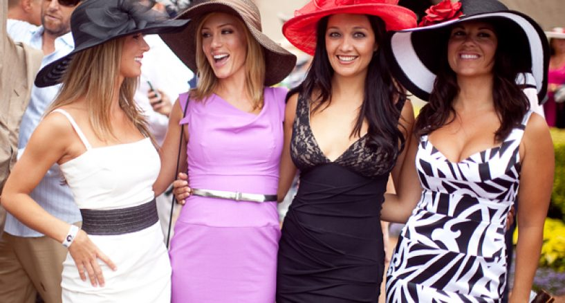 BCBG, Del Mar's Richest & Most Prestigious Race