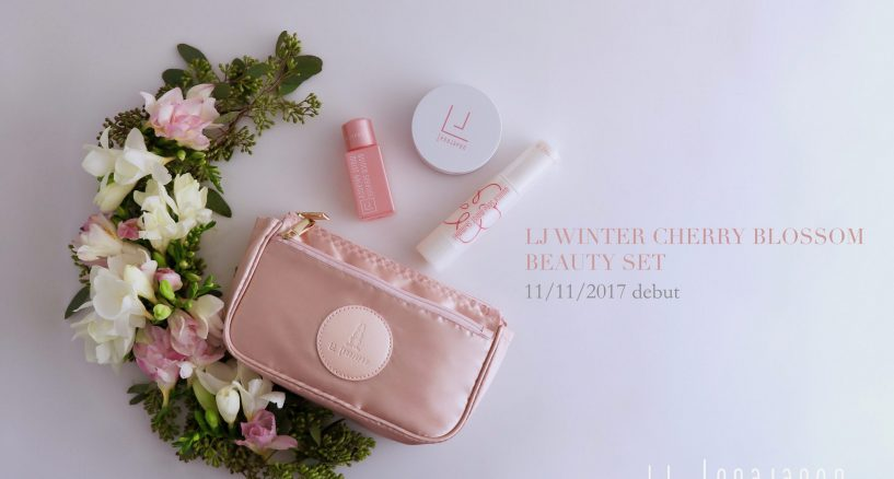 LENAJAPON Winter Cherry Blossom Beauty Set Holiday Favorite