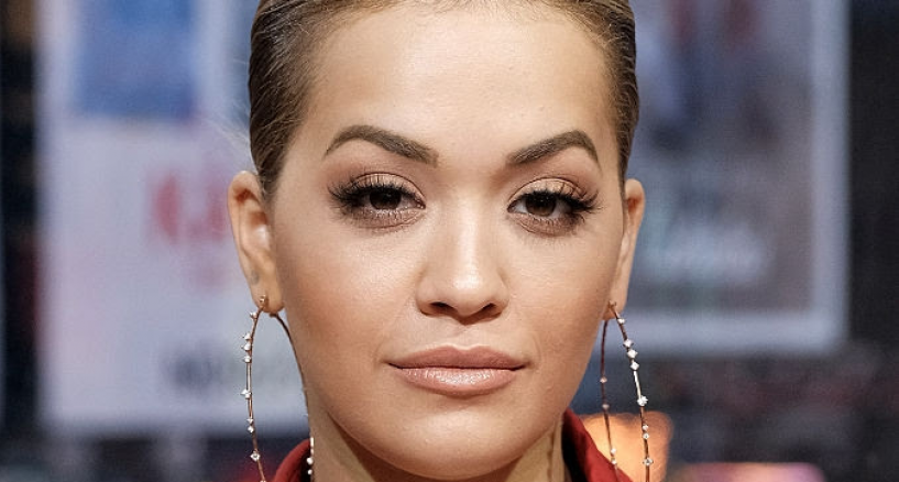 Rita Ora, Fab Style, Mattia Cielo diamond hoop earrings