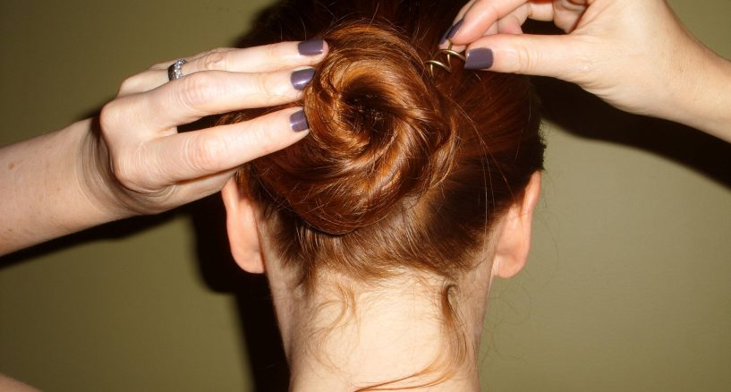 Goody Spin Pin Power Bun for Your Hair