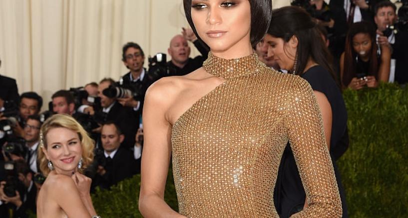 Zendaya, Her Met Gala Star Style Jorge Adeler Rings