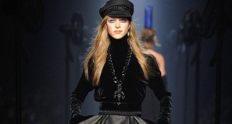 Jean Paul Gaultier Fab Fashion Fall 2015