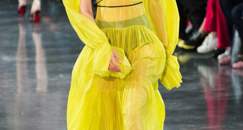 Mugler Summer 2018 Collection We Adore