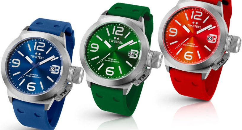 W Steel Unveils Canteen Fashion Editions Oversized Watches Make a Bold Splash This Summer