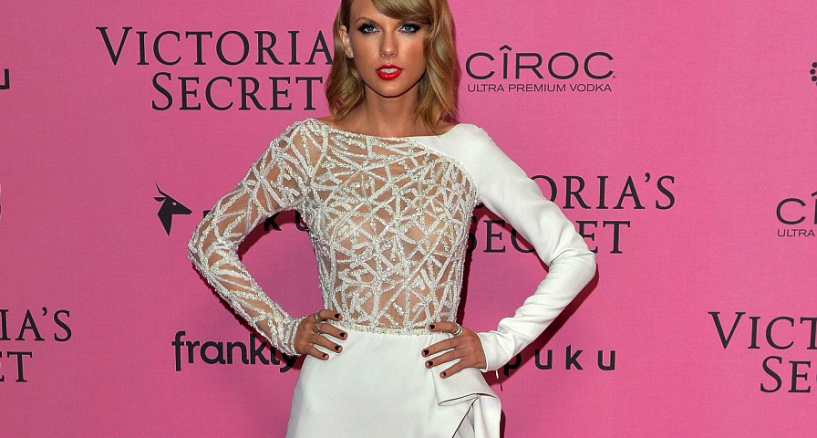 Taylor Swifts Victoria Secret Fashion Show Couture Style