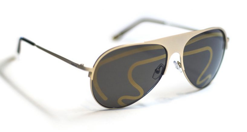 Vuliwear's Polarized Nylon lenses with mirror coating we adore