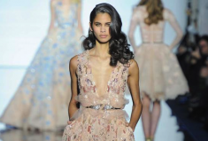 Zuhair Murad Couture Spring 2015 Collection Dress Sensation