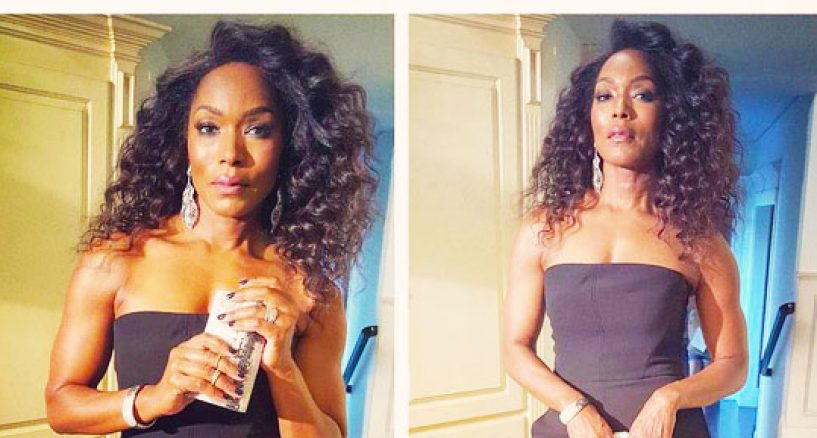 Angela Bassett's Fab Jewels from L'Dezen By Paya Shah