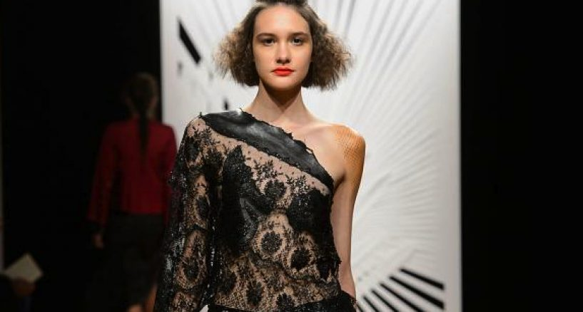 Paris Fashion Week News: Antonio Ortega's haute couture fall 2014 runway show