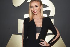 Giuliana Rancic, Her GRAMMY Styled On the Red Carpet