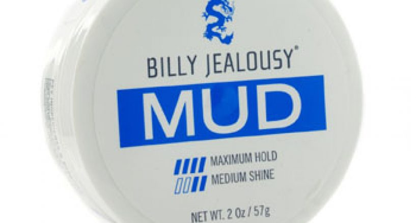 Men Grooming News: Billy Jealousy Slush Fund Styling Mud