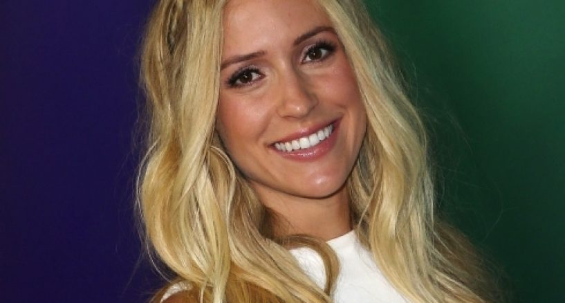 KRISTIN CAVALLARI IS GLOWING IN JEWELRY BY PUSHMATAAHA