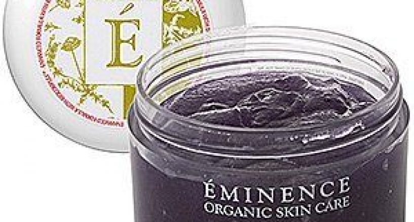 Eminence Blueberry Shimmer Body Lotion & Soy Sugar Scrub Spotlight
