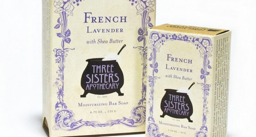 Beauty Spotlight on Three Sisters Apothecary Body Butters & Handcrafted Natural Soaps