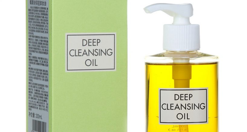 Brighter & Healthier Skin Using DHC Deep Cleansing Oil