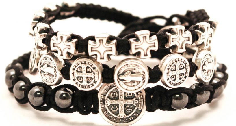My Saint, My Hero Divine Blessing Bracelet Collection