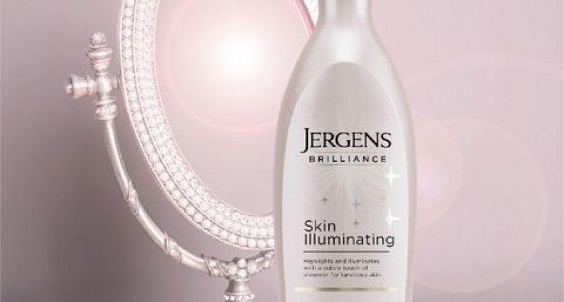 Jergens Brilliance Skin Illuminating Body Moisturizer