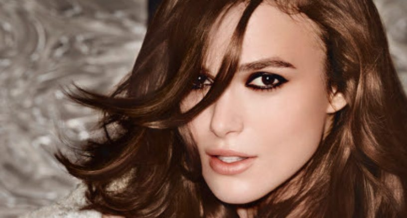 Keira Knightley for Chanel Coco Mademoiselle campaign