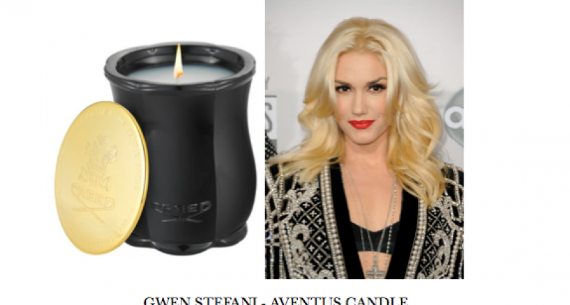 The Scent of The Stars: Gwen Stefani & Tom Hanks