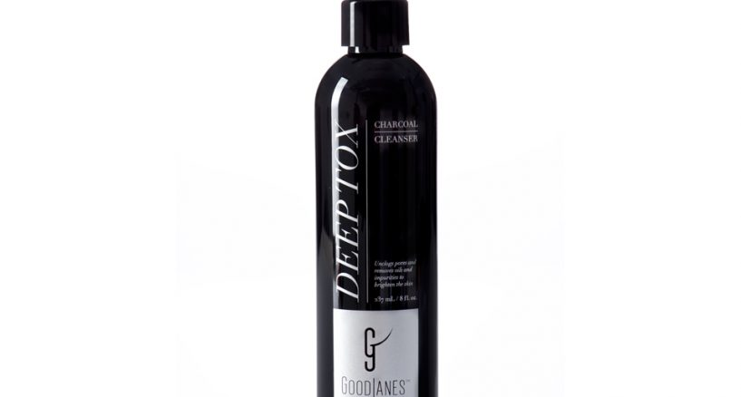 GoodJanes Deep Tox Charcoal Cleanser Nourishes Your Skin