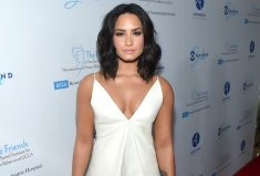 "Demi Lovato Rocks Pasquale Bruni jewels to UCLA's ""Open Mind Gala"""