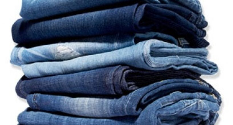 Levi's has developed a new way to make jeans using 100% recycled water