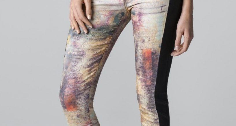 FIGI Jeans, Fabulous Print, Great Stretch Denim For Any Occasion