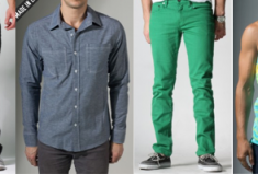 SHOP SMART: SUMMER STYLE STEALS FOR MEN