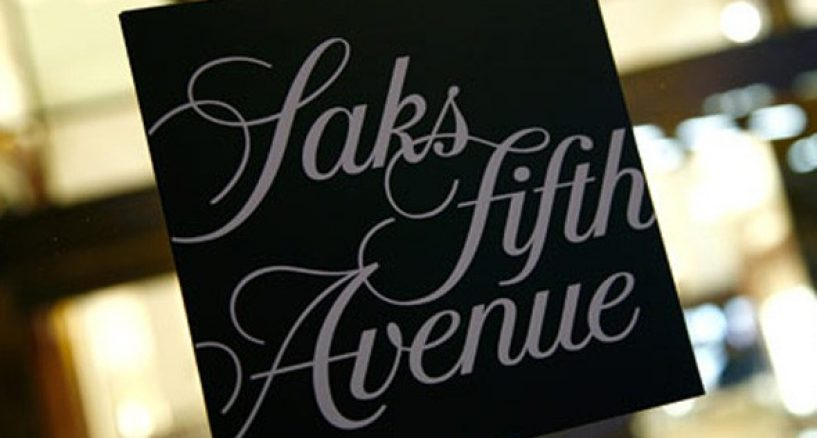 Saks Fifth Avenue News:  Supporting Victims of the Oklahoma Tornado by donating 5% of sales during Memorial Day Weekend