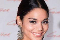 Vanessa Hudgens Wears Amrapali Diamonds