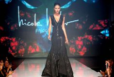 Nicole Miller, Helena Dazzle at Project Ethos LA Fashion Week