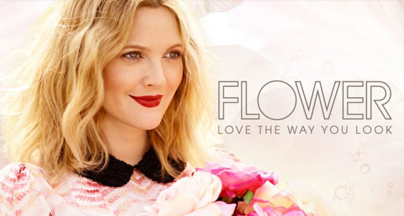 Drew Barrymore's FLOWER Beauty Cosmetic Line Joins PETA