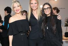 Gwyneth Paltrow wears LA PERLA's Revolutionary Corset Jacket