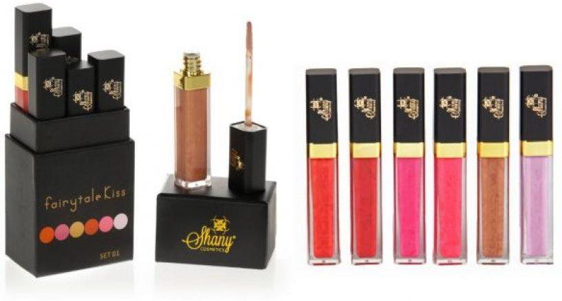 YES To SHANY Cosmetics Fairytale Kiss Lip Gloss Set