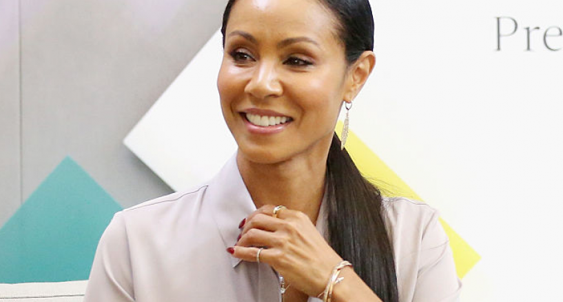Jada Pinkett-Smith Style Moment