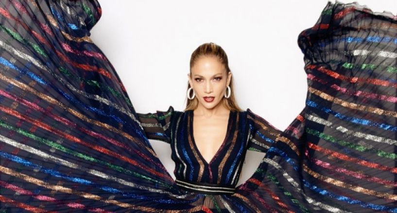 Jennifer Lopez, Her Diva Style Moment With Casa Reale Jewelry