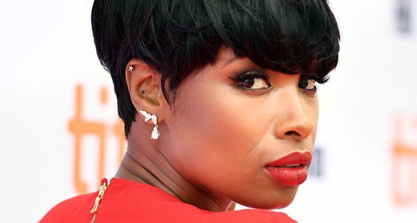 Jennifer Hudson Stylish Hearts On Fire Diamond Look