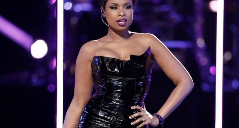 Jennifer Hudson On The Voice, Her Jewel Style